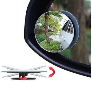 NWT blind spot round mirror